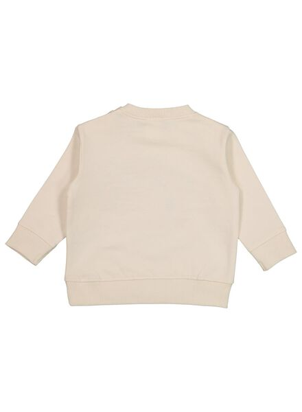 baby sweater ecru ecru - 1000017337 - hema