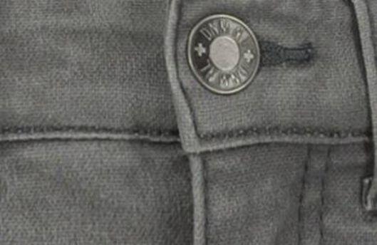 Kinder-Skinnyjeans grau grau - 1000017530 - HEMA