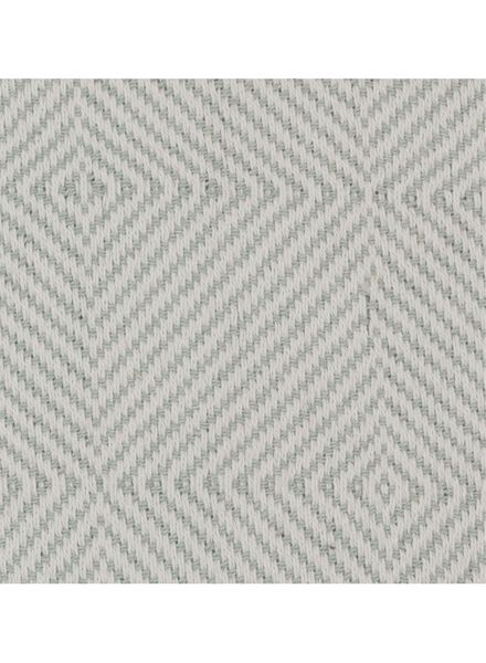 cushion cover - 40 x 40 - graphic - green - 7392109 - hema