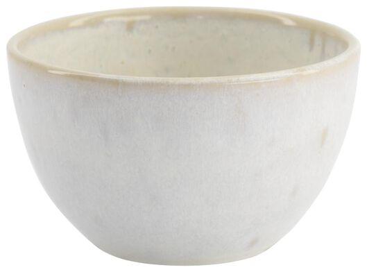 bol - 10 cm - Porto - émail réactif - blanc - 9602236 - HEMA