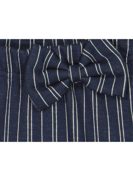 babybroek donkerblauw donkerblauw - 1000016911 - HEMA