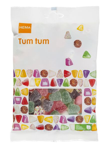 tum tum - 10220050 - HEMA