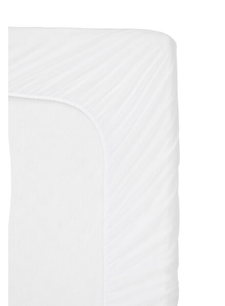 fitted mattress protector - waterproof top - 90 x 200 cm - 5150068 - hema