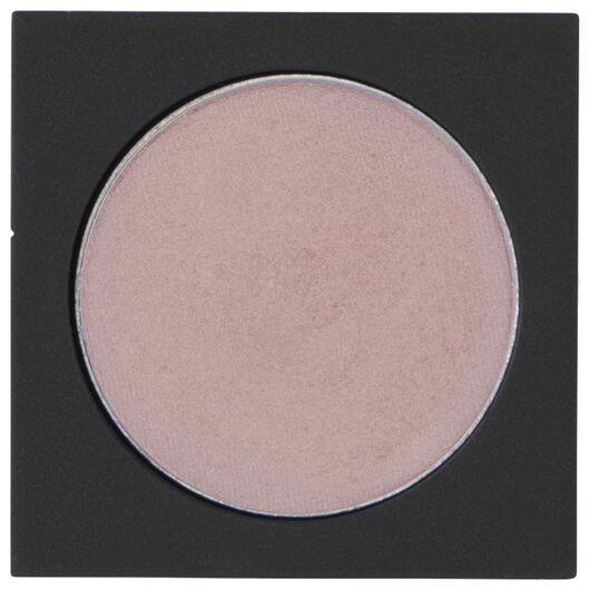 ombre à paupières mono satin 06 rosey gold - 11210306 - HEMA
