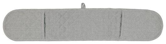 doppelter Topfhandschuh, Baumwollchambray, 18 x 90 cm - 5410118 - HEMA