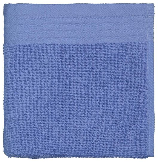 kitchen towel - 50 x 50 - cotton - blue - 5490046 - hema