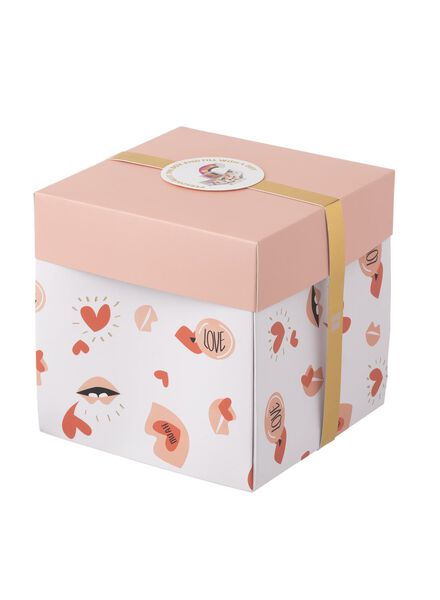 surprise gift box large 15 x 15 x 15 cm - 60800614 - hema