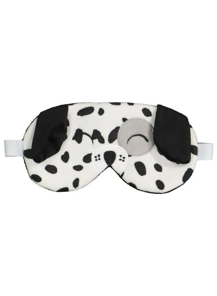 sleeping mask dalmatian - 60500553 - hema