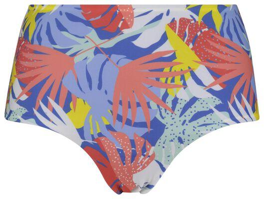 women's bikini bottoms high waist blue blue - 1000017949 - hema