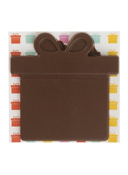 chocolat au lait cadeau - 10370152 - HEMA