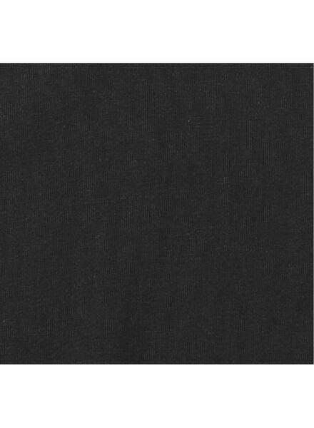 2-pack men's vests black black - 1000009783 - hema