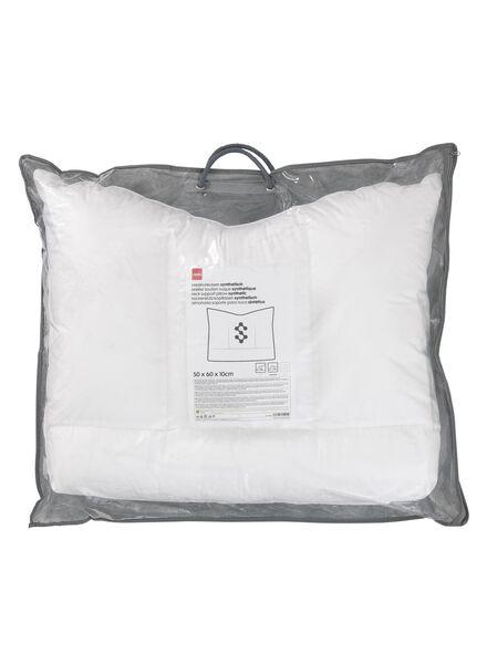 oreiller de soutien-polyester-fermeté medium - 5500045 - HEMA