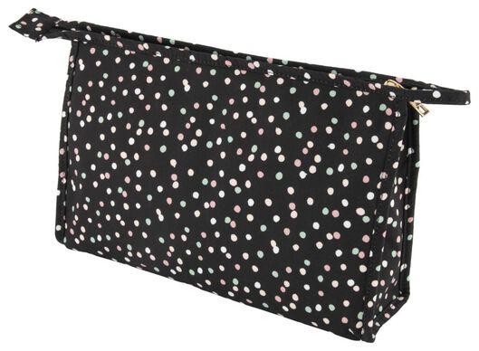 toiletry bag 9x31x20 dots - 11890520 - hema