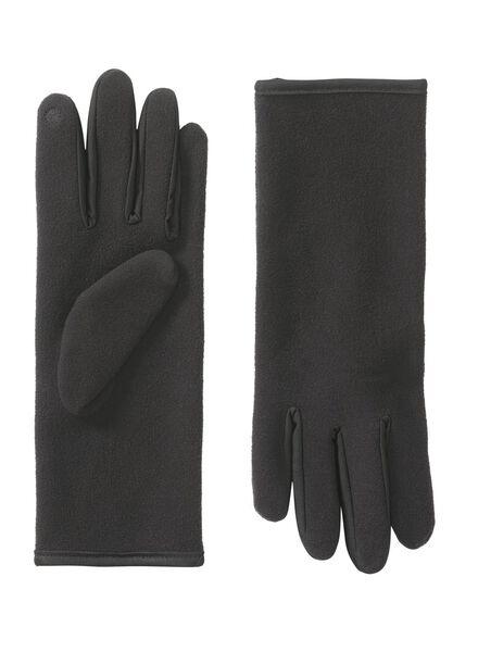 HEMA Dameshandschoenen Zwart (zwart)