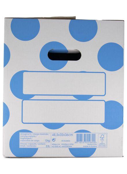 moving box 48.5x32x36 - 81030003 - hema