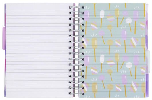 lecture notebook 4-in-1 A5 ruled - 14590263 - hema