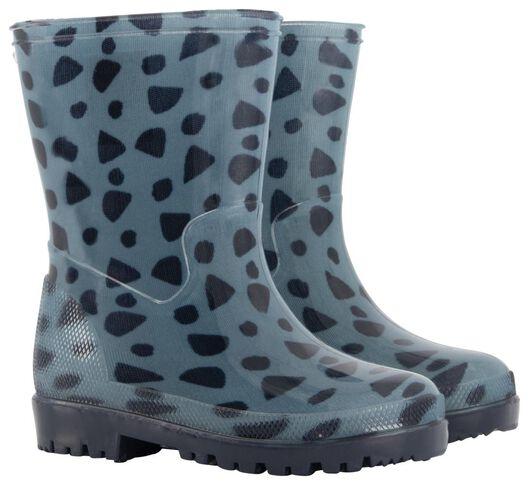 baby wellington boots blue blue - 1000020379 - hema