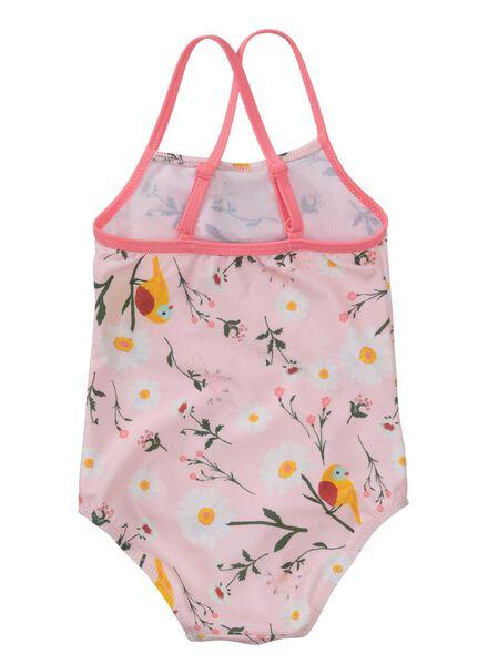 HEMA Baby Badeanzug Rosa