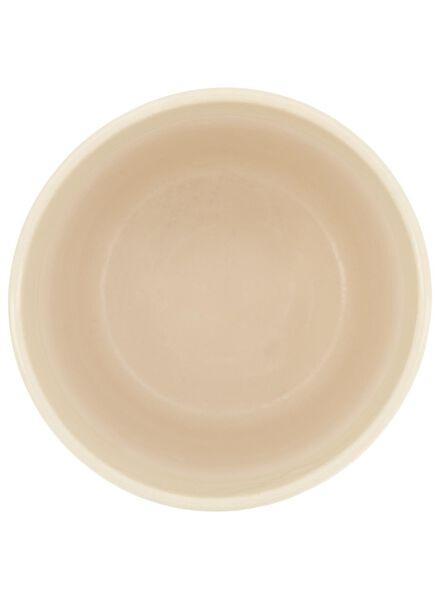 pot de fleurs Ø 18 cm - céramique - noir/blanc - 13392089 - HEMA