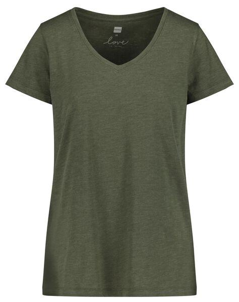 women's short pyjamas green green - 1000018757 - hema