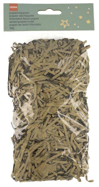 Papierschnipsel, 28 g - 25300041 - HEMA