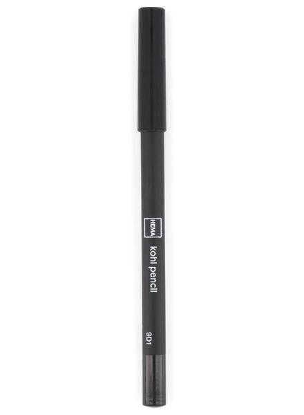 crayon khôl 41 black - 11210141 - HEMA