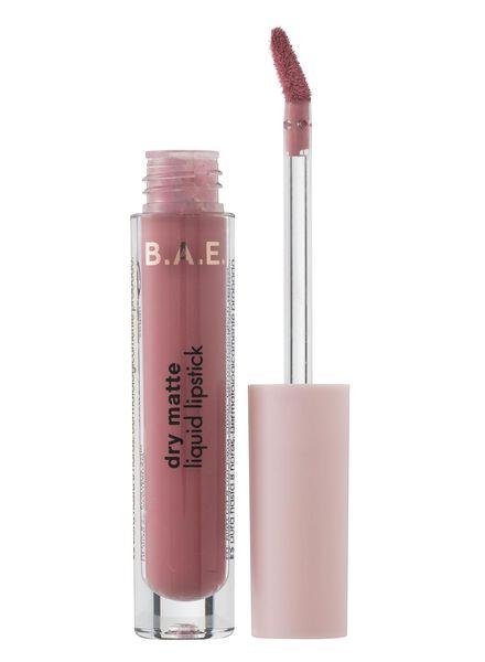 B.A.E. matter, flüssiger Lippenstift, 03 True Kiss - 17710043 - HEMA
