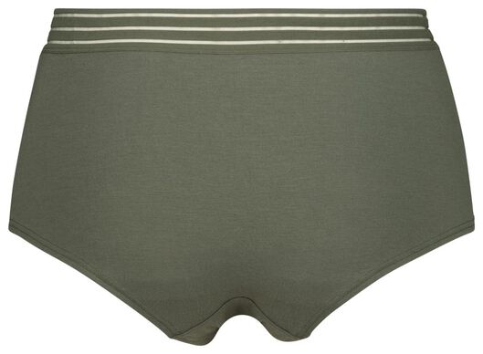 Damen-Hipster, Modal grün grün - 1000021196 - HEMA