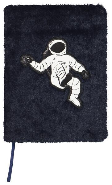notebook A5 fluffy - ruled - 14126668 - hema