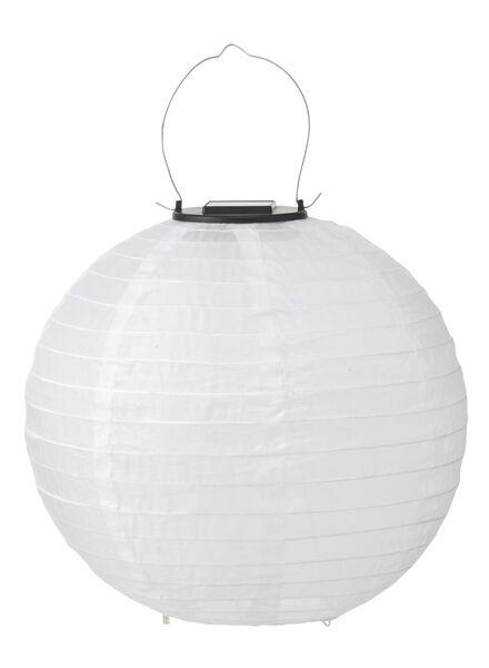 Solar-Gartenlampion, Ø 28 cm - 13190001 - HEMA