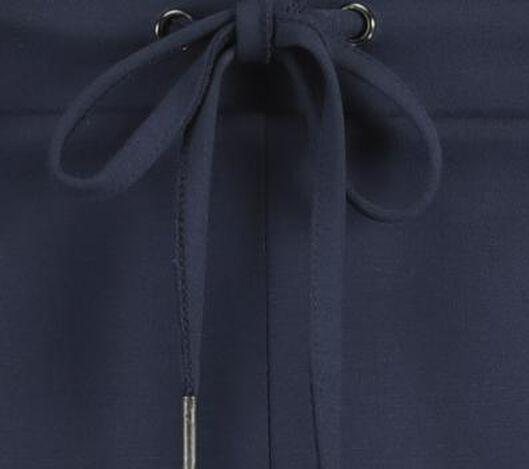 Damen-Hose dunkelblau dunkelblau - 1000021003 - HEMA
