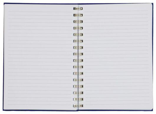carnet ligné A5 - 14132309 - HEMA