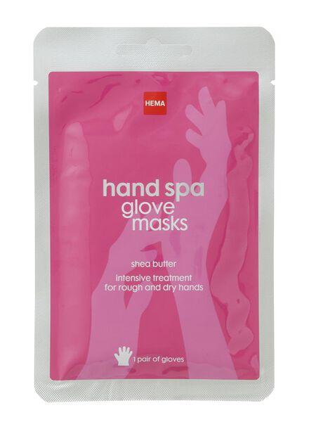 hand spa - glove masks - 11315110 - HEMA