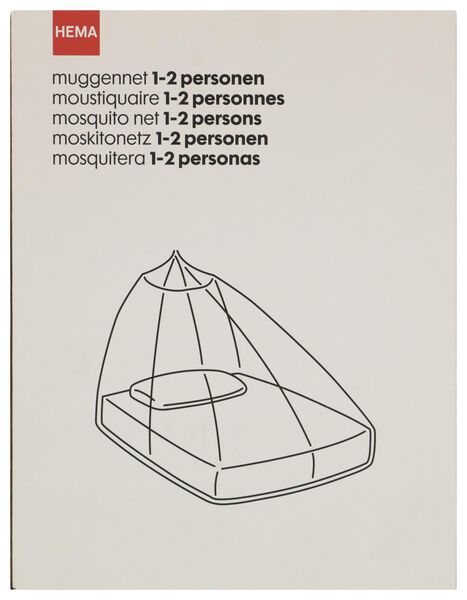 mosquito net for 1-2 persons. - 41820388 - hema