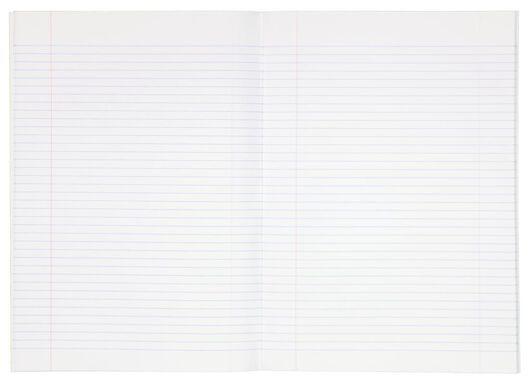 schriften A4 gelinieerd - 2 stuks - 14590282 - HEMA