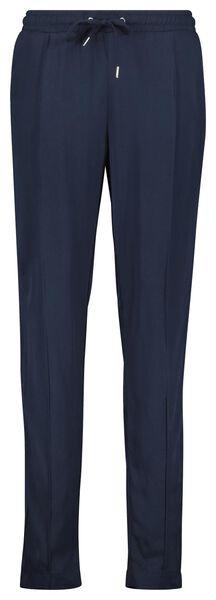 Hosen - HEMA Damen Hose Blau  - Onlineshop HEMA