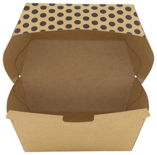 5er-Pack Burgerboxen - 14200277 - HEMA