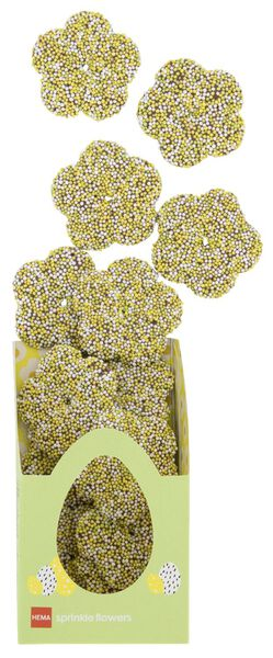 sugar pearl flowers 175 grams - 10080030 - hema