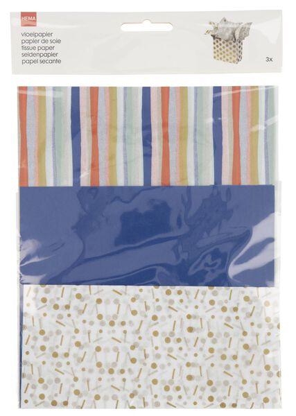 3 sheets of tissue paper - 14700416 - hema