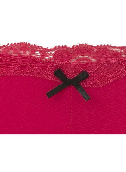 women's briefs red red - 1000006571 - hema