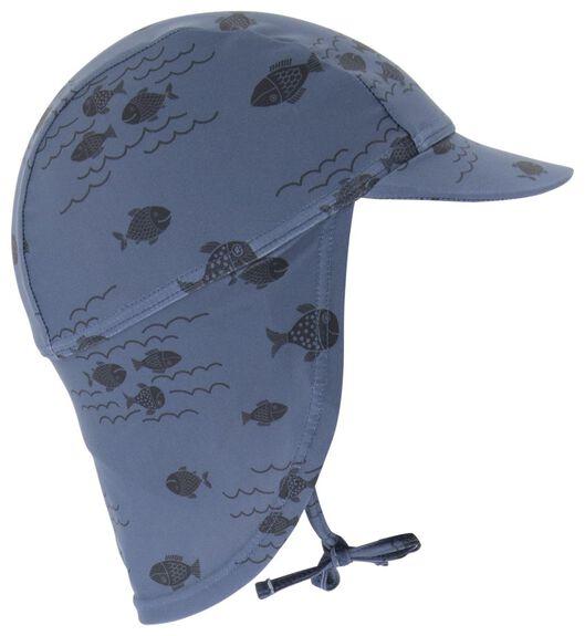 babyhoed UV-beschermend blauw blauw - 1000021987 - HEMA