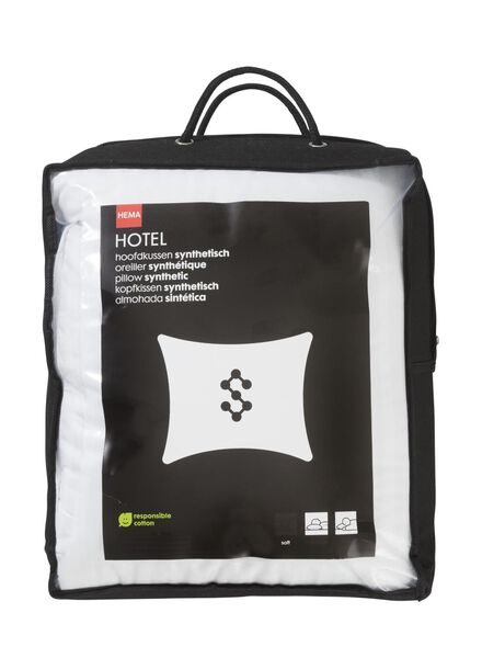 pillow - synthetic deluxe - soft - 5511708 - hema