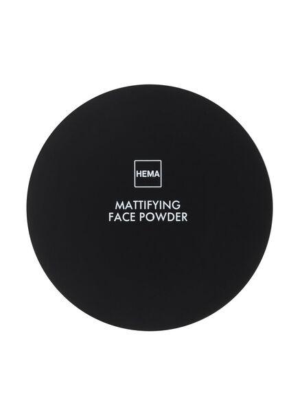 mattifying face powder neutral medium - 11294725 - HEMA