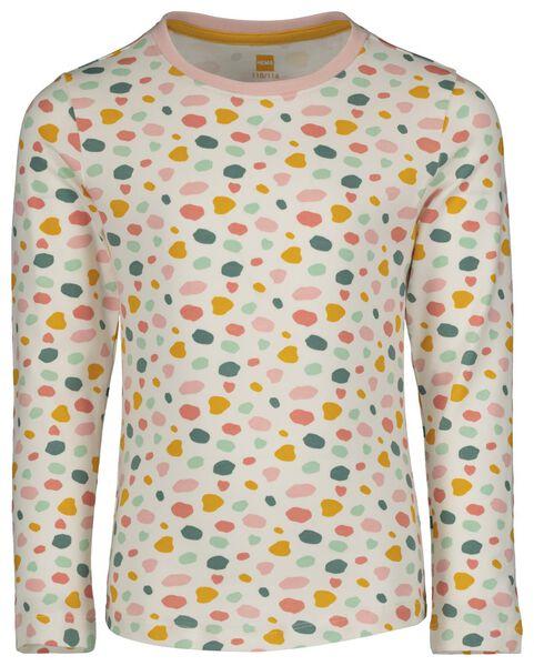 children's pyjamas white white - 1000018472 - hema