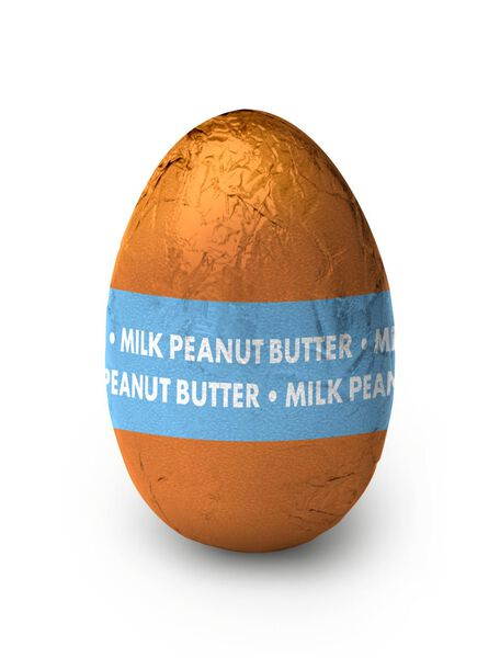 Easter eggs milk peanut butter 180 grams - 10091040 - hema