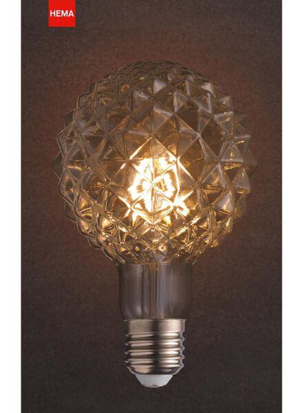 ampoule LED 4W - 300 lumens - ananas - transparent - 20020058 - HEMA