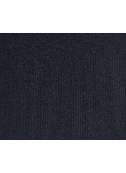 women's T-shirt dark blue dark blue - 1000007729 - hema