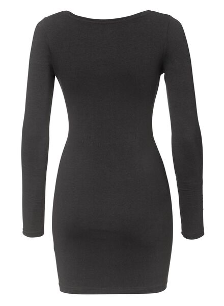 women's T-shirt black black - 1000005131 - hema