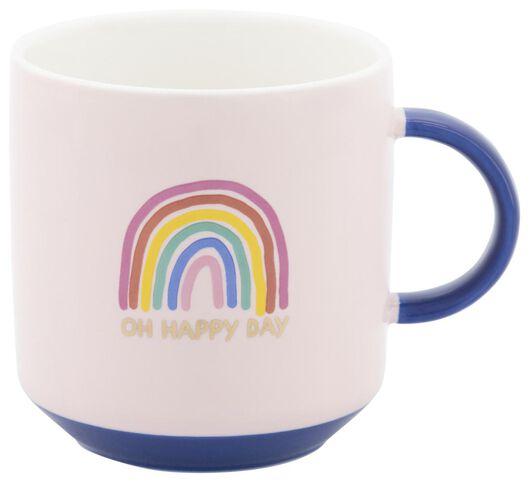 mug Ø8cm 250ml arc-en-ciel - 61140121 - HEMA