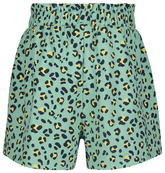 children's shorts mint green mint green - 1000019080 - hema